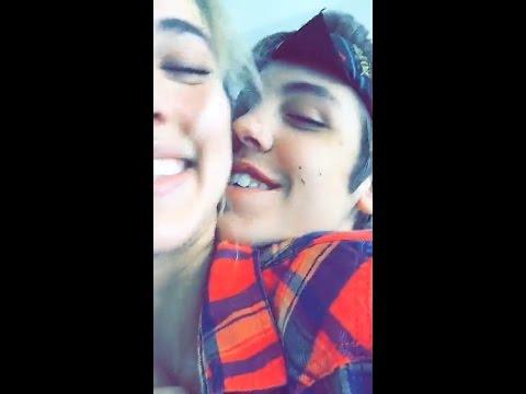 MATT ESPINOSA KISSES GIRLFRIEND JESSICA
