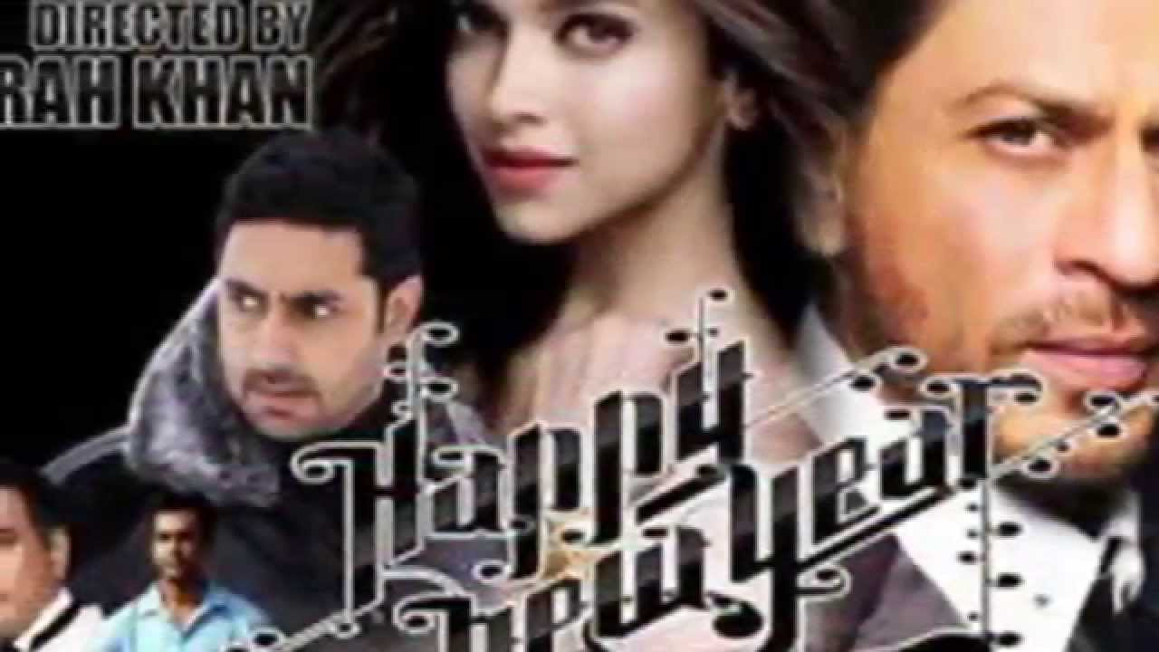 Exclusive: Happy New Year Official Trailer   Shah Rukh ...