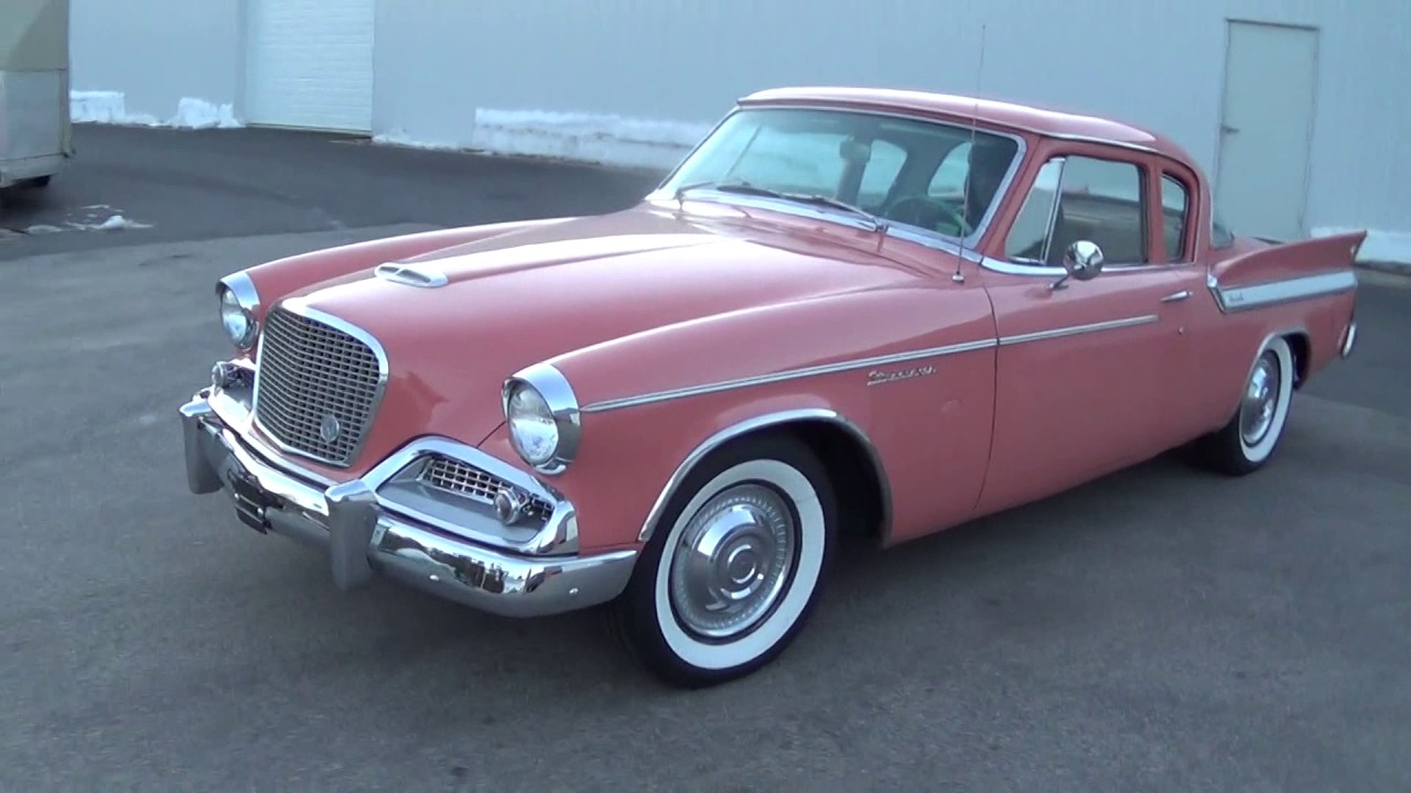 1961 Studebaker Hawk For Sale Trade Motorland Motorlandamerica