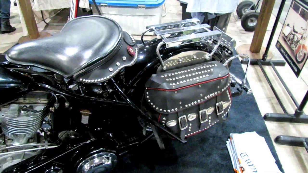 1953 Harley Davidson Fl Panhead