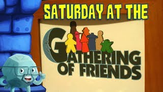 Saturday at The Gathering of Friends 2018