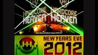 Klubfiller B2B Hixxy HardcoreHeaven NYE 2012-2013