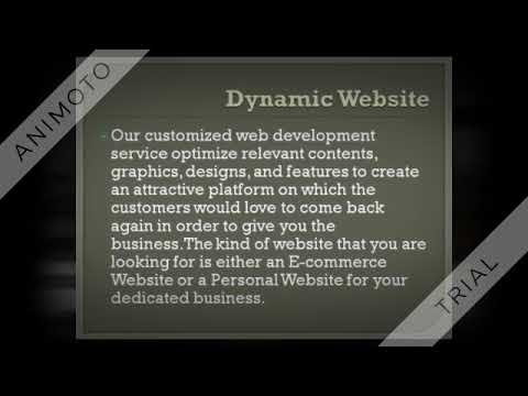 Personal web design in Florida