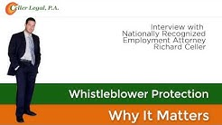 Whistleblower Protection: Everything You Need To Know