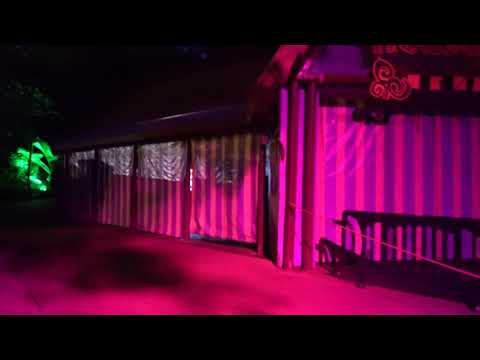 "[4K] ""Deadly Toys"" Scare Zone Howl o Scream Busch Gardens Tampa Howl O Scream 2018"
