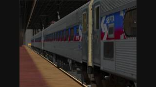 MBTA, SEPTA, NJT, & Amtrak Railfanning