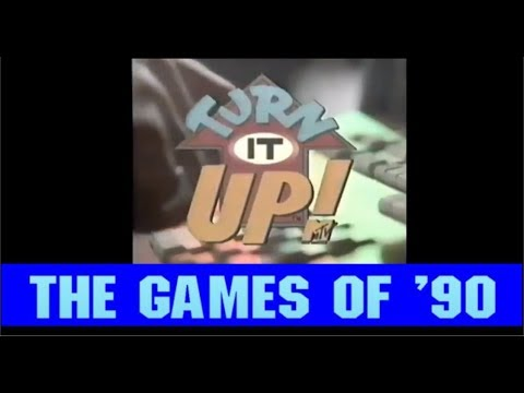 The Games Of '90 - Turn It UP!