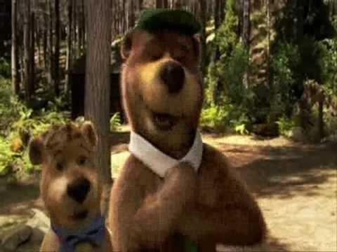 Медведь Йоги - Русский трейлер