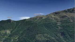 Sentieri Valle d'Aosta 3D - Rhemes St. Georges, Mont Blanc