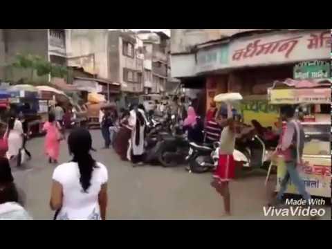 Pune Budhwar Peth India Pune Documentary