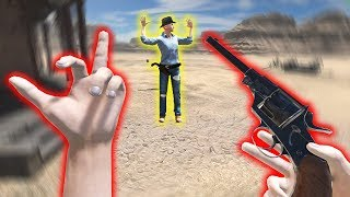 ВІРТУАЛЬНА РЕАЛЬНІСТЬ ДЛЯ БОМЖІВ - Hand Simulator