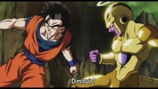 Dragon Ball Super - Gohan e Golden Freeza vs. Dyspo (Episódio 124) Legendado PT-BR HD