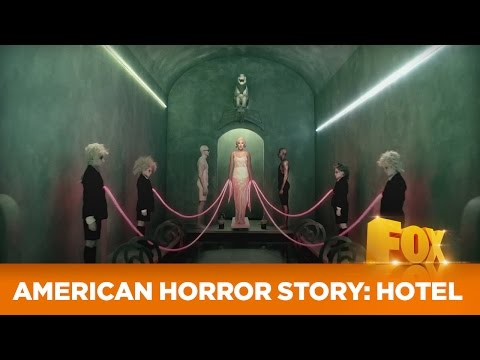 AMERICAN HORROR STORY: HOTEL | Trailer | FOX