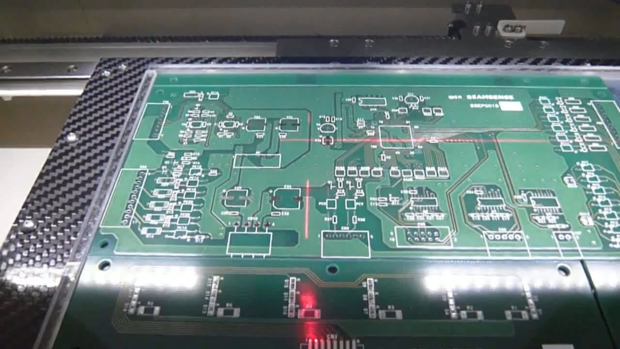Multi Layer Printed Circuit Board Analysis System Using X Ray Prototype China Flexible Equipment Diginfo
