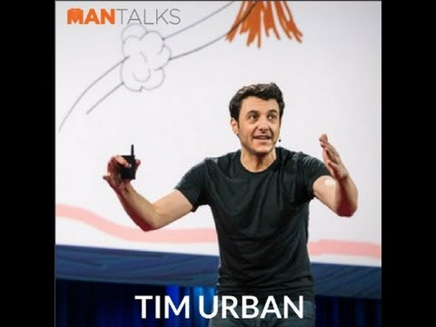 Tim Urban - Wait But Why - ManTalks Podcast #37