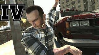 GTA IV - Crashes, Bailouts, Ragdolls & Fails Compilation #47 [1080p]