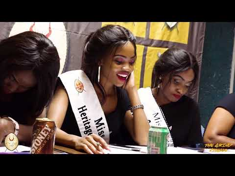 Miss African Heritage - Joburg Auditions