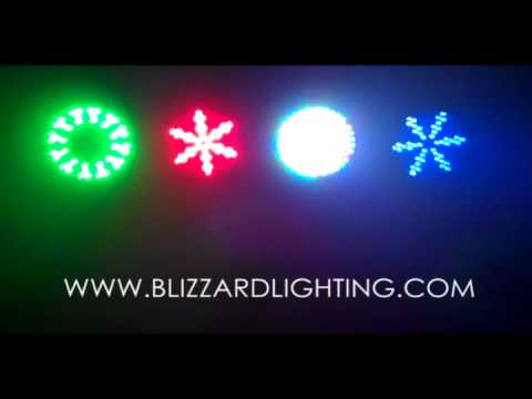 The Puck Flat LED PAR Can From Blizzard Lighting