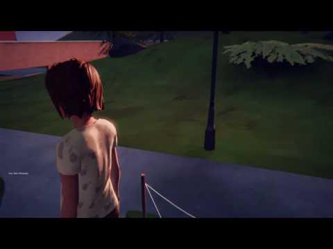 Life Is Strange Episode 2 : A Closer Look At Warren The Creepy Stalker