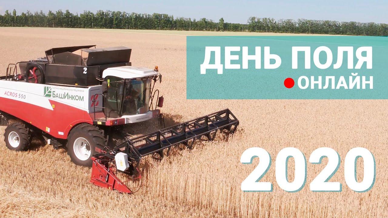 «ДЕНЬ ПОЛЯ-2020» Запись онлайн семинара