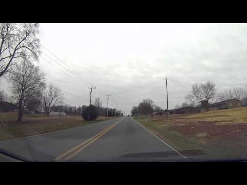 Part 2 - Driving from Mineral Springs Mountain To Shelby on Hwy 18