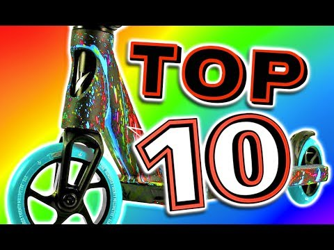 TOP 10 BEST PRO SCOOTERS UNDER $200 *2018*