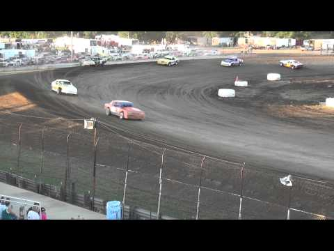 Independence Motor Speedway IMCA Stock Car feat.6/21/14