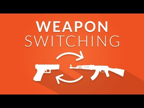 Weapon Switching - Unity Tutorial