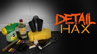 10 Fast Car Detailing Hacks, Tips and Tricks !!!