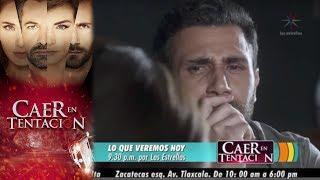 Caer en tentación | Avance 09 de octubre | Hoy - Televisa