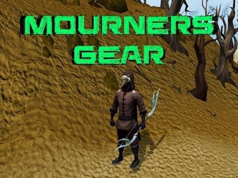 Guide Reobtaining Mourner Gear Pre Plauges End Quest Youtube