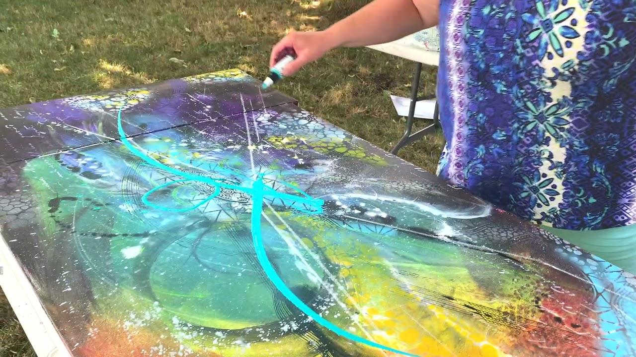 JOIN 'TAKE IT TO ART' / online artist mentorship
