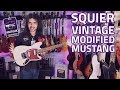 Squier Vintage Modified Mustang Review - Grunge Ain't Dead!