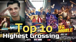 Top 10 Highest Grossing Movies in Pakistan - Domestic Box Office Collection