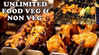 barbeque nation buffet price