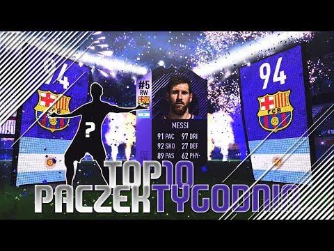 FIFA 18 | TOP 10 PACZEK TYGODNIA  | #5 |