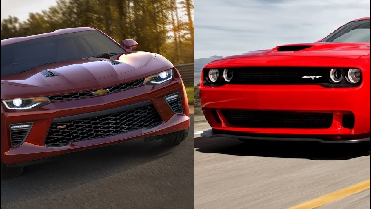 Worksheet. 2016 Camaro vs Dodge Challenger  YouTube