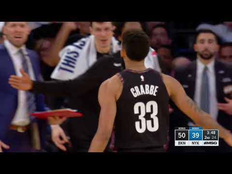 Brooklyn Nets vs New York Knicks : December 8, 2018