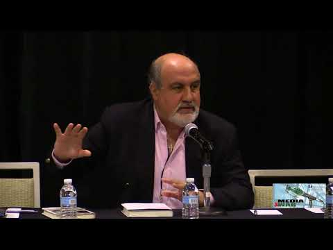 """Skin in the Game"" - Nassim Nicholas Taleb Speech At RPI's Media & War Conference"