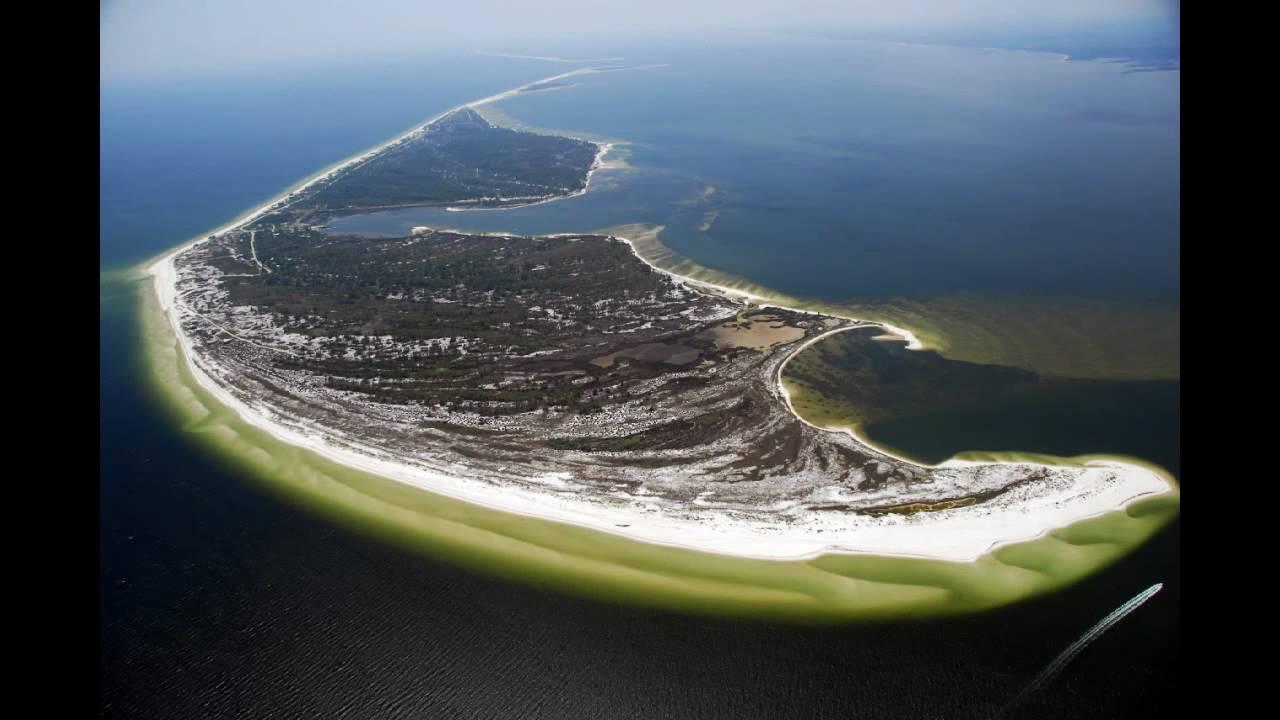 Dog Island Florida Map.Dog Island Trip 4 21 10 Youtube
