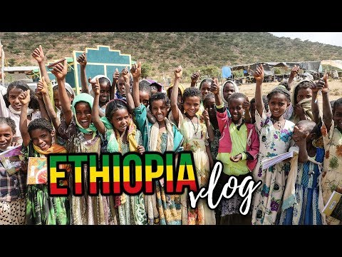 A Life-Changing Trip to Ethiopia 🇲🇲VLOG