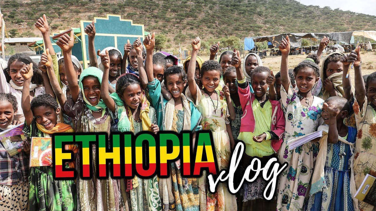 A Life-Changing Trip to Ethiopia ????????VLOG