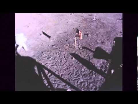 Apollo 11. Filmagens feitas pelos astronautas