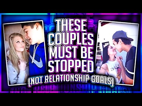 Thumbnail: THESE CRINGEY COUPLES MUST BE STOPPED!!! (NOT RELATIONSHIPS GOALS)