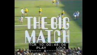 1972 73b The Big Match 04 02 73 (FAC Chelsea v Ipswich Derby v Tottenham Everton v Millwall)