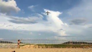 Срочно Срочно пляж Май Кхао там где взлетают самолеты Пхукет