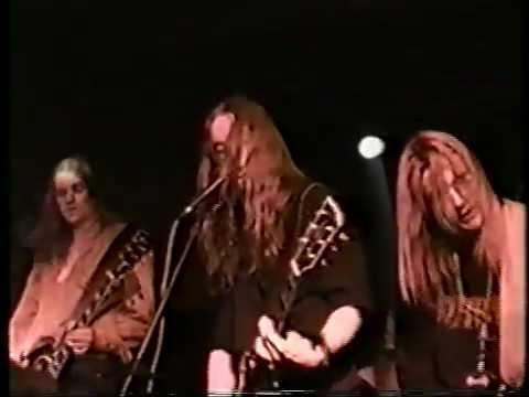 AMORPHIS - Grand Rapids, MI  7/29/94