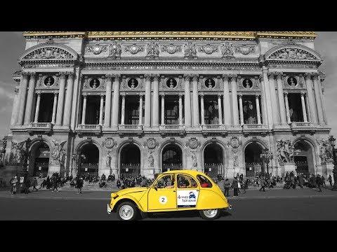 Private Paris Tour by Citroen 2CV