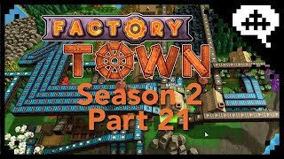 Factory Town Season 2 part 21 Spinning so fast