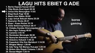 lagu populer ebiet g ade